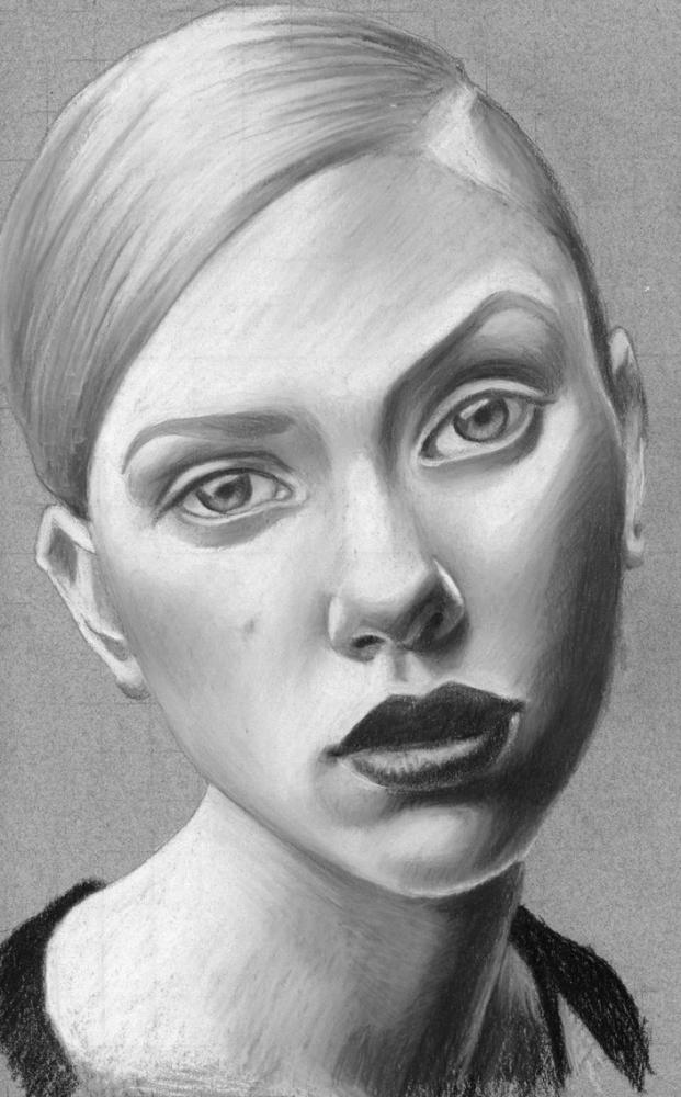 Scarlett Johansson by BillyJean
